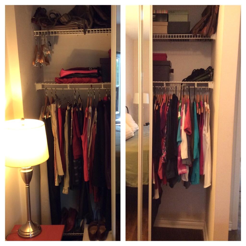 closet tweak